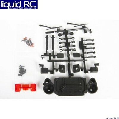 Axial Racing AX31574 AX31574 Body Details CRC JK