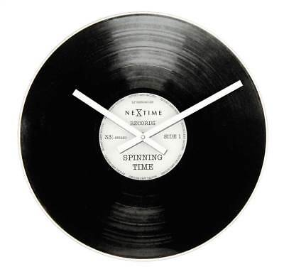 Spinning Time Glass Wall Clock [ID 65765]