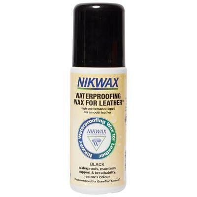 New Nikwax Waterproofing Wax For Leather Liquid - 125Ml Cleaning
