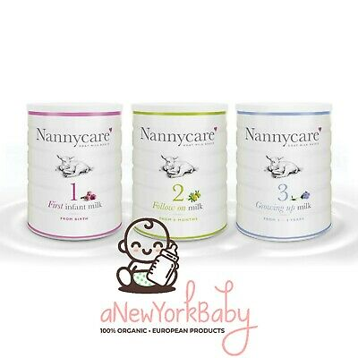 1 Can of NANNYCare Goat Milk Formula - Stage 1, 2 and 3 - 900g Nanny Care