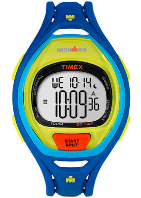 Timex Ironman Durable Resin Strap TW5M016