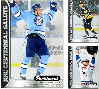 2016-17 Parkhurst NHL Centennial Salute **** PICK YOUR CARD **** From The SET