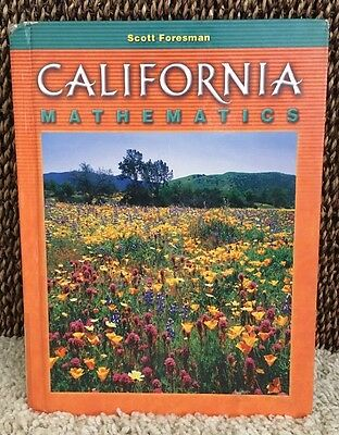 Scott foresman 3rd grade 3 ca science life earth physical workbook california mathematics scott foresman 3rd grade 3 student ed hardcover textbook fandeluxe Image collections
