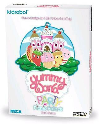 Yummy World - Party at Picnic Palace Card Game - Wizkids Games Free Shipping!