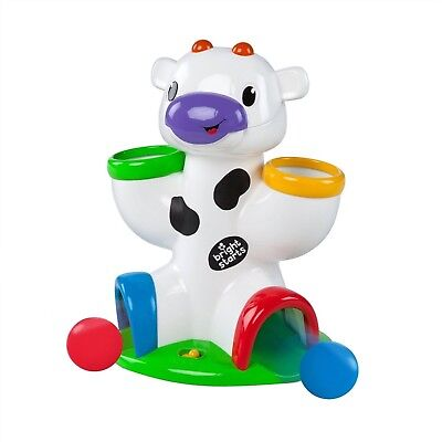 Bright Starts Having A Ball Drop And Giggle Cow