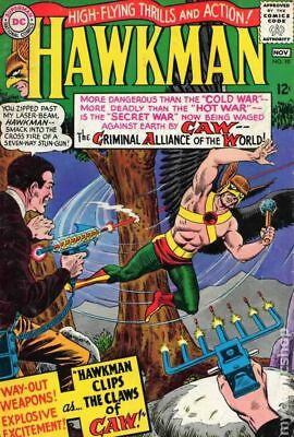 Hawkman (1st Series) #10 1965 GD/VG 3.0 Stock Image Low Grade