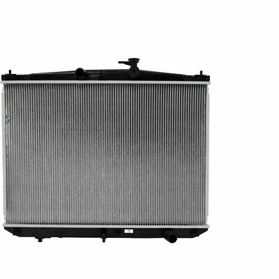 CSF Radiator New for Toyota Highlander 2014-2017 3772