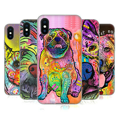 OFFICIAL DEAN RUSSO DOGS 3 SOFT GEL CASE FOR APPLE iPHONE PHONES