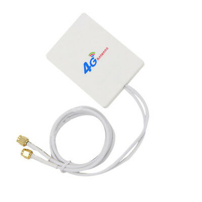 LTE TS9 Antenna Booster Amplifier Panel 28dBi Gain Signal 4G 3G Mobile Router