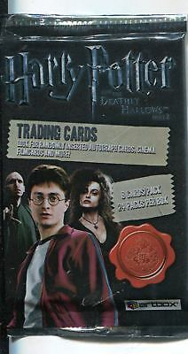 Harry Potter & The Deathly Hallows Part 2 Factory Sealed Hobby Packet / Pack