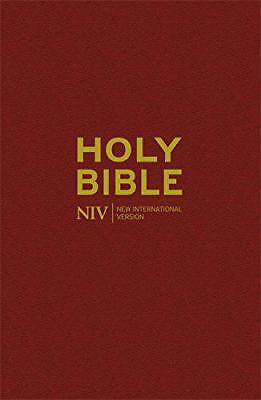 NIV Popular Bible (Bible Niv) by New International Version | Hardcover Book | 97