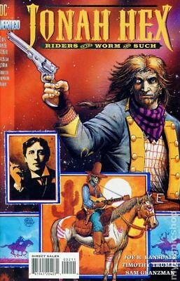 Jonah Hex Riders of the Worm and Such #2 1995 VF Stock Image
