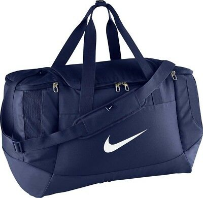 NIKE Sporttasche / FARBE NAVY / Fitness Club Team Duffel Medium 53 Liter