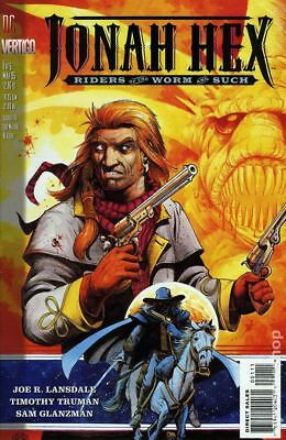 Jonah Hex Riders of the Worm and Such #1 1995 FN Stock Image