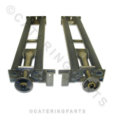 Blodgett 33294 Steel Tube Burner Set Of 2 - Gas Pizza Ovens 1048 1060 After 1986