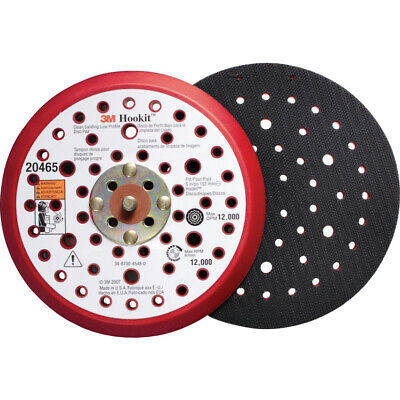 3M 20465 150mm LOW PROFILE CLEAN SANDING BACK-UP PAD