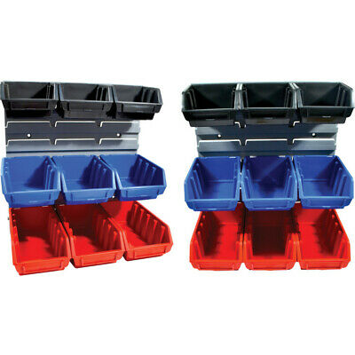 Matlock Mtl1/2/2A Hd 18 Piece Bin /Rack Set