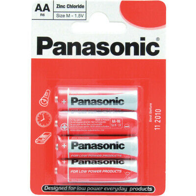 Panasonic C Zinc Chloride Special Power Battery, Pack Of 2