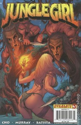 Jungle Girl (Dynamite Entertainment) #3B 2007 FN Stock Image