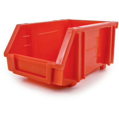 Matlock Mtl1 Plastic Storage Bin Red - Pack Of 5