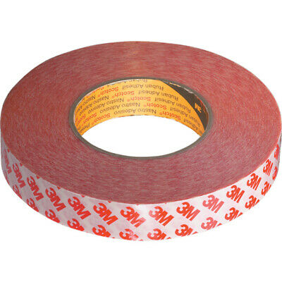 BRANDNEW 3M™ 9088 STRONG DOUBLE SIDED TAPE 10cm x 10cm and 20cm x 10cm