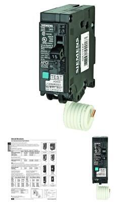 Siemens Plug On Type Branch Feeder Style 15 Amp Single Pole Feeder Style Breaker