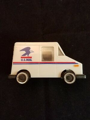 USPS Jeep Mail Truck Stamp Dispenser