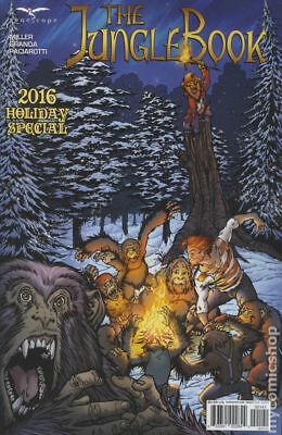 Jungle Book 2016 Holiday Special 1D NM