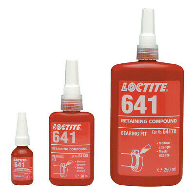Loctite 641 Bearing Fit 50Ml