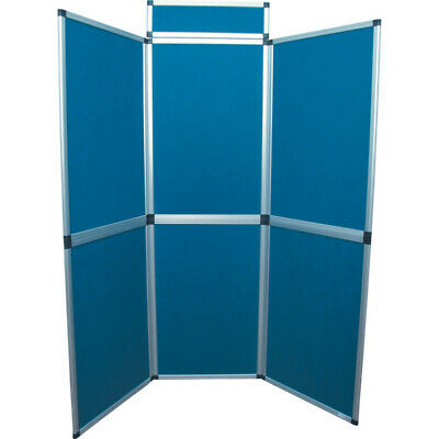 Offis 6 Panel Display Boards Blue