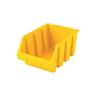 Matlock Mtl3 Hd Plastic Storage Bin Yellow