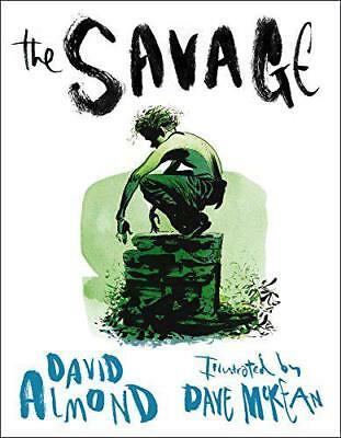 The Savage by David Almond | Paperback Book | 9781406319859 | NEW