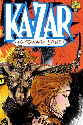 Ka-Zar of the Savage Land #1 1997 FN Stock Image