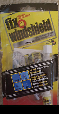 Pennzoil Fix A Windshield Do It Yourself Repair Kit - Brand New FREE Shipping!