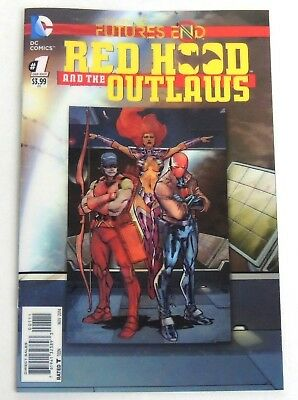 ESL1132. NEW Red Hood and the Outlaws Futures End #1 The New 52 DC COMICS (2014)