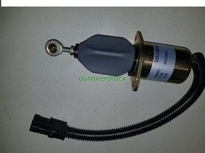 High Quality New Fuel Shut Off Solenoid 3919422 fits for Ford Cummins Diesel