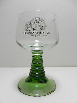 The Bishop of Riesling German Wine Glass