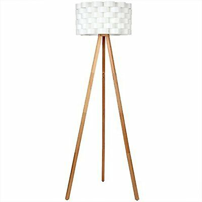 Brightech Bijou LED Tripod Floor Lamp Contemporary Design for Modern Living