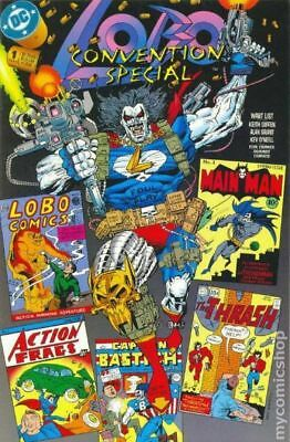 Lobo Convention Special #1 1993 FN Stock Image