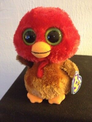TY BEANIE BOOS ~ GOBBLES the 6