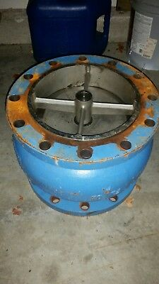"Apco (Valve & Primer Corp) 10"" 603 Series Globe Type Silent Fanged Check Valve"