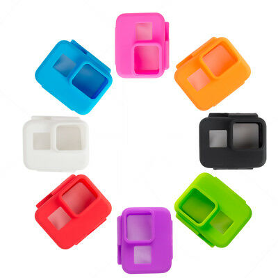 Gopro accessories silicone protective housing case for Gopro Hero 6 5 Black