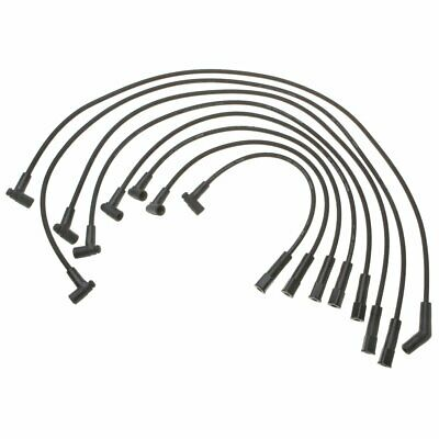 88862015 Ac Delco Set Of 8 Spark Plug Wires New For De Ville 9188t