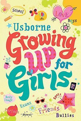 Growing Up for Girls by Felicity Brooks | Paperback Book | 9781409534976 | NEW