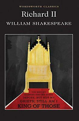 Richard II (Wordsworth Classics) by William Shakespeare | Paperback Book | 97818