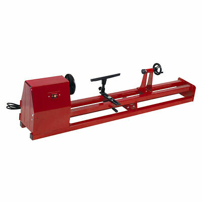 "1/2 HP 4 Speed 40 Inch Wood Turning Lathe Machine 120v 14"" x 40"""