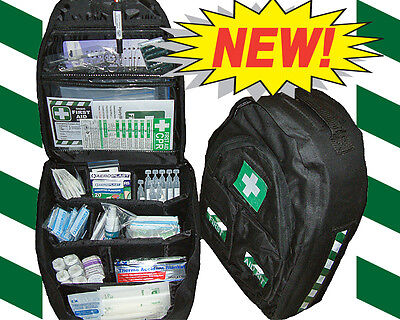 First Aid Kit - Backpack Deluxe - Safe Work Australia Essential Kit +Free Items