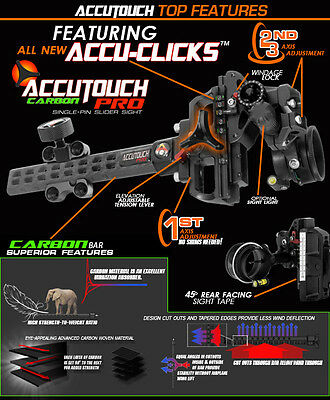 Axcel Accutouch Carbon Pro X41 .019 Green