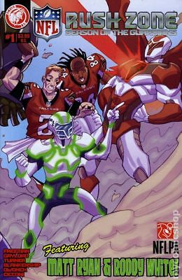NFL Rush Zone: Season of the Guardians #1 2013 FN Stock Image