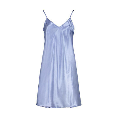 Satin Camisole Nightie womens new cami ladies size 8 10 12 14 16 18 20 22 24 26